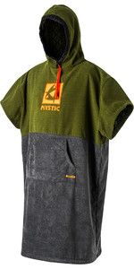 Mystic Changing Robe / Poncho in Army 150135