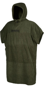 2020 Mystic Poncho / Change Robe 200134 - Brave Green