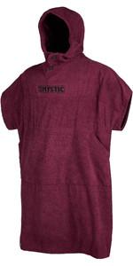 2020 Mystic Poncho / Change Robe 200134 - Oxblood Red