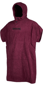 2020 Mystic Poncho / Change Robe 200134 - Oxblood Red