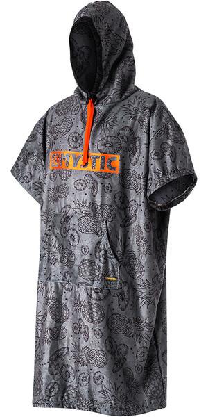 2017 Mystic Changer Robe / Poncho à imprimé ananas 150135