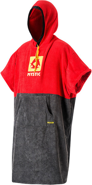 2017 Mystic Changer Robe / Poncho Rouge 150135
