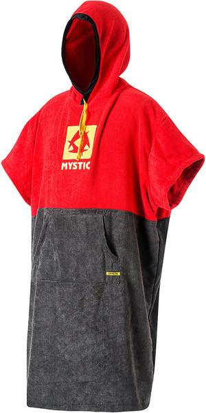 2017 Mystic Modifica Robe / Poncho in Red 150.135