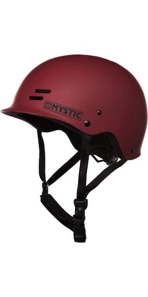2019 Mystic Predator Helm Dunkelrot 180162