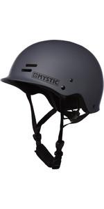 2019 Mystic Predator Helm Grau 180162