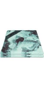 2020 Mystic Quick Dry Handdoek 180044 - Zwart / Mint