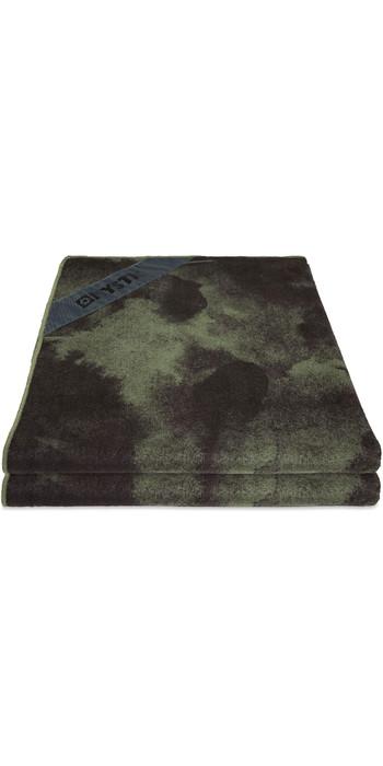 2021 Asciugamano Mystic Dry Rapida 180044 - Verde Coraggioso