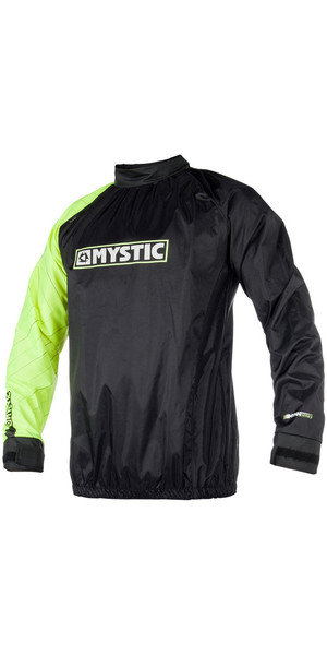 2018 Mystic SUP Windstopper Jacket Black 180132