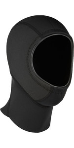 2019 Mystic Star 2mm Neoprene Hood 200032 - Black