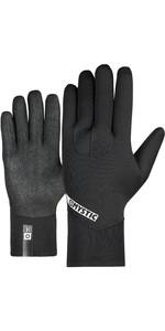 2019 Mystic Star 3mm 5 Finger Gloves 200048 - Black
