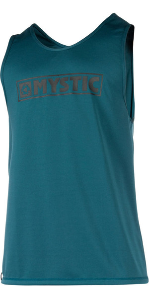 2018 Mystic Star Loosefit Quick Dry Tank Top Teal 180108