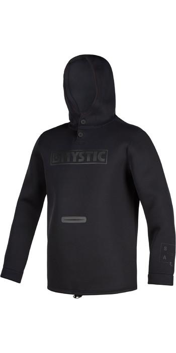 2021 Mystic Star Sweat 2mm Våddragt Hættetrøje 200125 - Sort