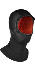 2019 Mystic Supreme 3mm Neoprene Hood 200029 - Black