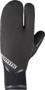 2021 Mystic Supreme 5mm Lobster Glove 200045 - Black
