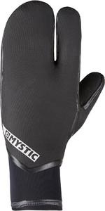 2019 Mystic Supreme 5mm Lobster Glove 200045 - Black