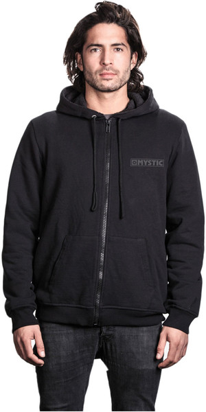 2018 Mystic Tender Sweat Hoody Caviar 180009