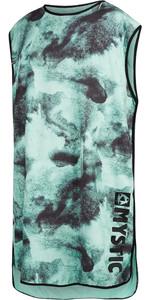2020 Mystic Travel Poncho / Change Robe 170400 - Black / Mint