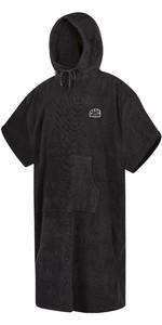 Poncho De Robe De Changement De Velours Mystic 2021 35018.210134 - Noir