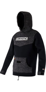 2018 Mystic Voltage Sweat à capuche en néoprène Noir 170090