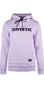 2019 Suéter Com Capuz Da Brand Mystic Mulheres 190537 - Lilás Pastel
