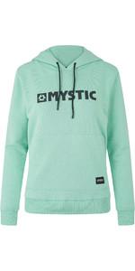 2019 Mystic Frauen Brand Hoody Nebel Minze 190537