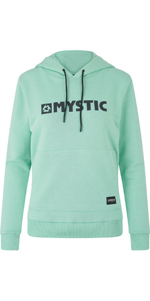 2019 Mystic Womens Brand Hoody Mist Mint 190537
