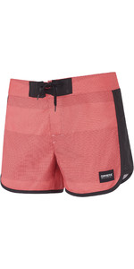 2019 Mystic Womens Chaka Boardshorts Faded Coral 190564
