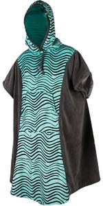 Mystic Vrouwen Veranderende Kleed / Poncho Grijs 170110