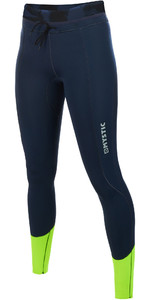 2019 Mystic Delle Donne Diva 2mm Pantaloni In Neoprene Navy 190.087