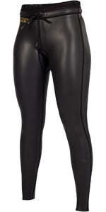 2019 Mystic Dames Diva Black Series 2mm Neopreen Broek Zwart 180095
