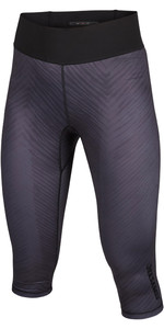 2020 Mystic Damen Diva 3/4 Länge Leggings 200542 - Phantom Grau