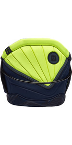2019 Mystic Womens Diva Multi-Use Talje Harness Med Bar Navy / Lime 190115