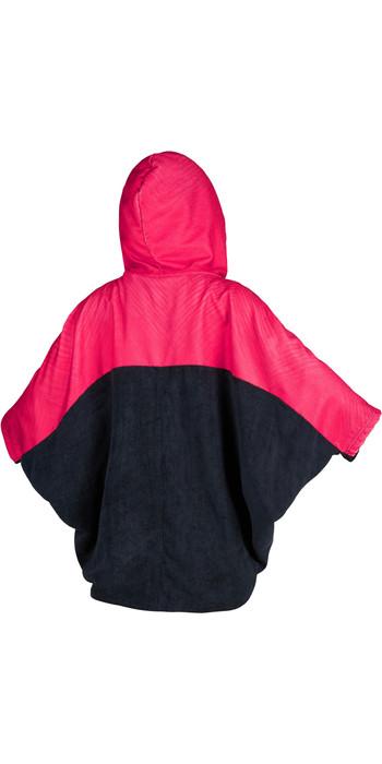 2021 Mystic Frauenwechsel Robe / Poncho 200133 - Kaviar Nahkampf