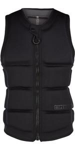 2020 Mystic Dames Star Impact Vest Front Zip 200188 - Zwart