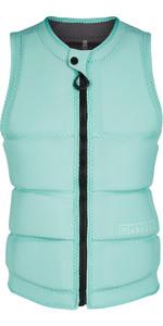2020 Mystic Women's Star Impact Vest Front Zip 200188 - Mint Mint