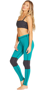 2019 Billabong Dames 1mm Neopreen Zeebenen Palm Groen N41G03