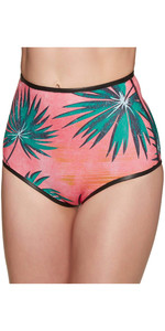 Baleia coral N41G08 do Shorts retros do neopreno de 1mm Hightide das mulheres de 2019 Billabong