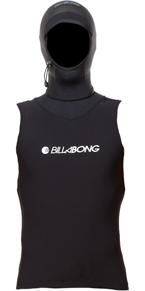 Billabong Mens Fornace Hooded Vest Thermo L4PY09 / N4PY05