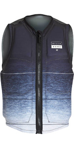 2019 Billabong Pro Series Wake Weste Schwarz Verblassen N4vs06