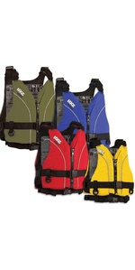 2019 NKE Center Zip Buoyancy Aid BA03 - Código de colores por tamaño