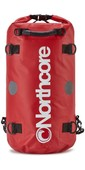 2020 Northcore 40Ltr Dry Bag / Back Pack NOCO67C - Red