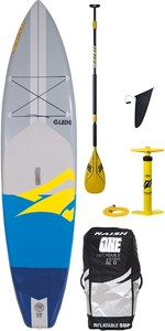 "Naish Glide 12'0 ""inflatable Sup Package - Planches, Pagaie, Sacs, Pompe Et Leash"