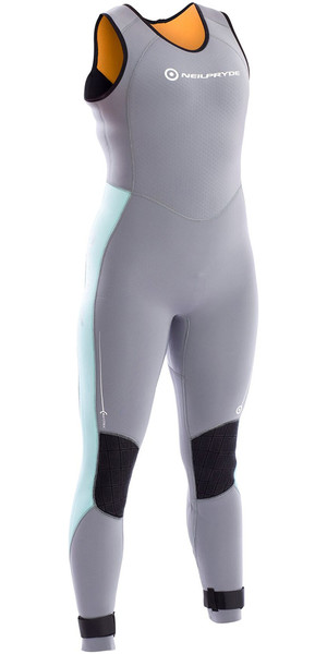 2018 Neil Pryde Womens Elite Firewire 3mm Long John Muta in zaffiro / Ghiacciaio SAB602