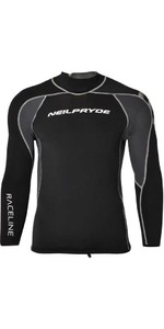 Neil Pryde Herren Raceline Heatseeker 3mm Neopren Top 630142 - Graphite