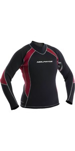 Neil Pryde Womens Elite Firewire 3mm Neoprene Top 630208 - Black / Plum