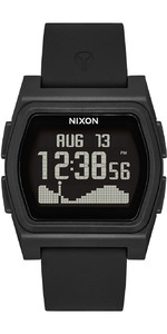 2021 Nixon Rival Surf Watch 010-00 - All Black