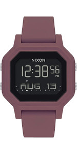 2021 Nixon Siren Surf Watch 234-00 - Burgundy