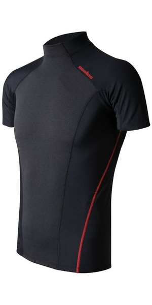 Sous-vêtement base SS 2019 Nookie Core hybride, noir / rouge TH31