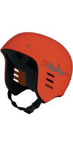 2021 Nookie Junior Bumper Kayak Casco Rojo He00