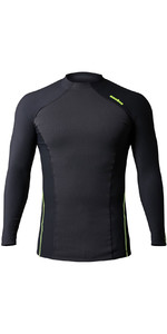 2019 Nookie Core Hybrid LS Base Layer Black / Green TH30